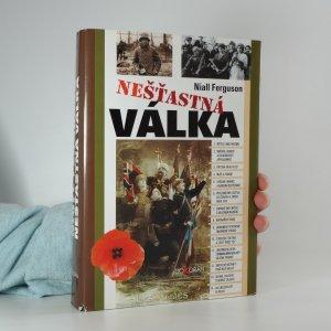 náhled knihy - Nešťastná válka