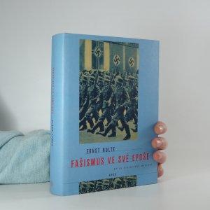 náhled knihy - Fašismus ve své epoše