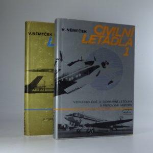 náhled knihy - Civilní letadla. 2 svazky