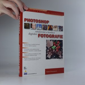náhled knihy - Photoshop. Retušování a korekce digitální fotografie