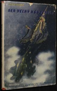 náhled knihy - Sen, veliký kouzelník