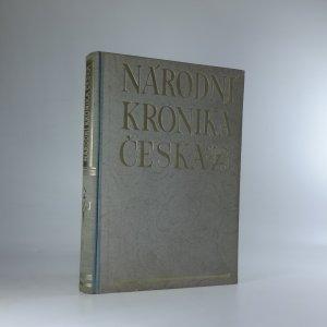 náhled knihy - Národní kronika česká. Díl 1. (Od pravěku do konce X. století)