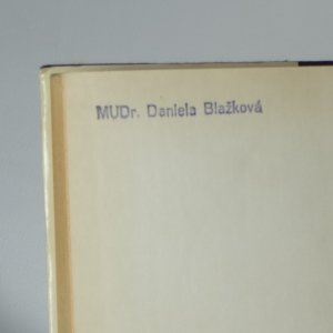 antikvární kniha Poslední dny Pompejí, 1973