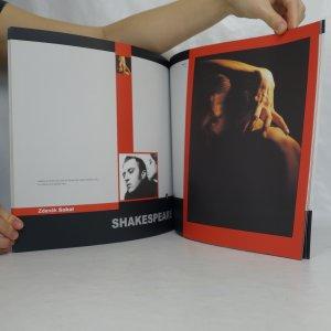 antikvární kniha Shakespeare ve fotografii , neuveden