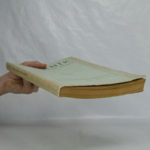 antikvární kniha Sborník archivních prací. Ročník XIV. Díl I., 1964