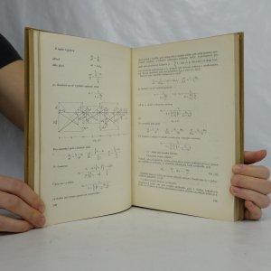 antikvární kniha Stavebná mechanika. Díl 1., 1955