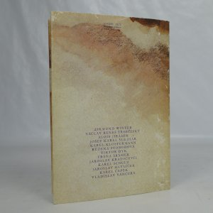 antikvární kniha Třináct baladických próz, 1982