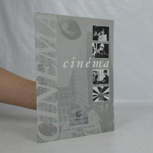 náhled knihy - Cinéma