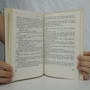 antikvární kniha Zítra přijdu naposled, 1978