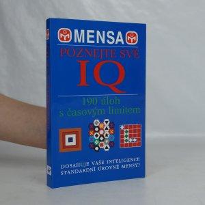 náhled knihy - Poznejte své IQ : Mensa - duševní rozcvička
