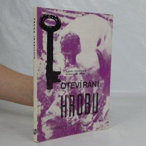 náhled knihy - Otevírání hrobu