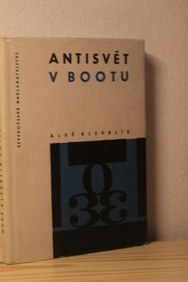 náhled knihy - Antisvět v Bootu