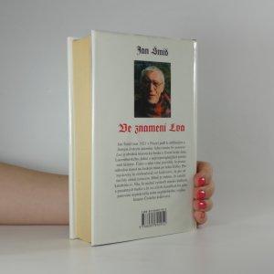 antikvární kniha Ve znamení Lva, 1996