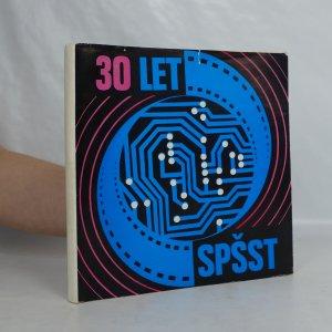 náhled knihy - 30 let SPŠST