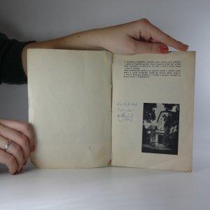 antikvární kniha Svatopluk Čech, 1933