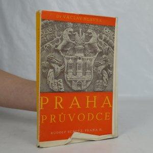 náhled knihy - Praha : průvodce ulicemi a památkami hlavního města