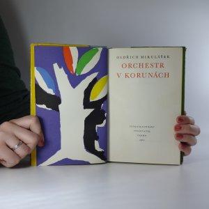 antikvární kniha Orchestr v korunách, 1960