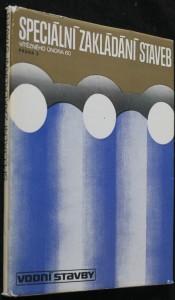 náhled knihy - Speciální zákládání staveb