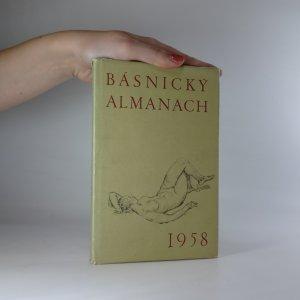 náhled knihy - Básnický almanach 1958