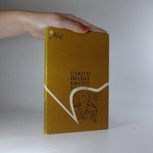 náhled knihy - Krátce po čtvrté