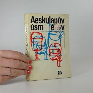náhled knihy - Aeskulapův úsměv