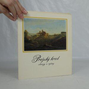 náhled knihy - Pražský hrad. Obrazy a rytiny