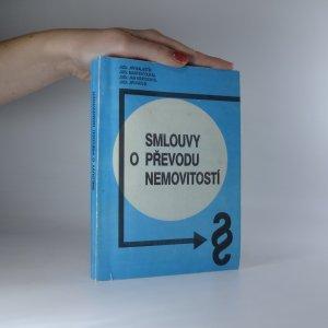 náhled knihy - Smlouvy o převodu nemovitostí