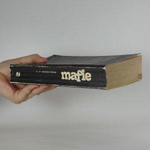 antikvární kniha Mafie, 1991