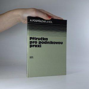 náhled knihy - Příručka pro podnikovou praxi