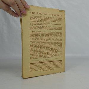 antikvární kniha Poupě. Ročník 3. Číslo 3/1938, 1938