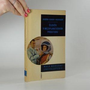 náhled knihy - Člověk v meziplanetárním prostoru