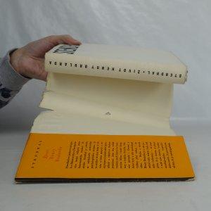 antikvární kniha Život Henry Brularda, 1958