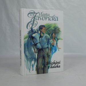 náhled knihy - Blýskání z daleka