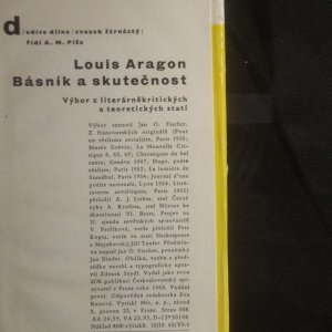 antikvární kniha Básník a skutečnost. Výbor z literárněkritických a teoretických statí., 1963