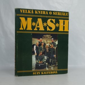 náhled knihy - M.A.S.H. Velká kniha o seriálu