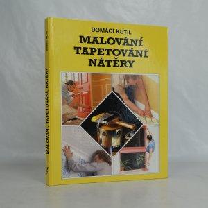 náhled knihy - Malování, tapetování, nátěry