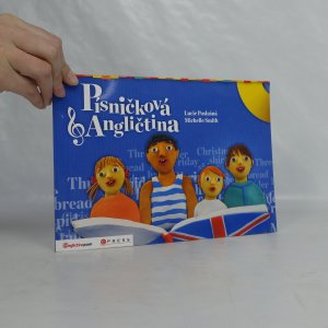 náhled knihy - Písničková angličtina. Pro děti od 7 let