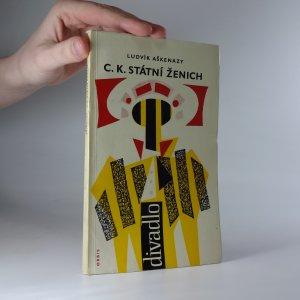 náhled knihy - C. K. státní ženich
