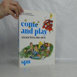 náhled knihy - Come and play. Angličtina pro děti