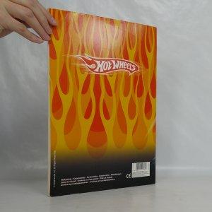 antikvární kniha Omalovánky Hot Wheels, 2006