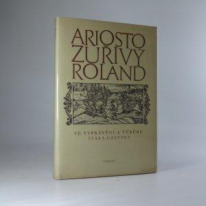 náhled knihy - Zuřivý Roland