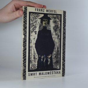 náhled knihy - Smrt maloměšťáka