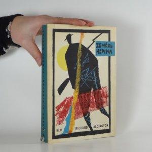 náhled knihy - Zemřel hrdina