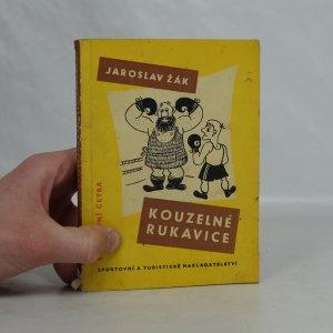 náhled knihy - Kouzelné rukavice
