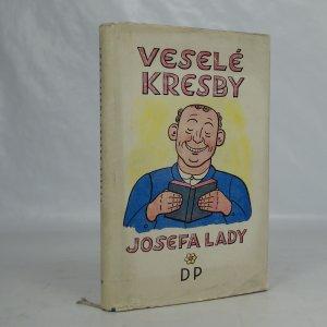 náhled knihy - Veselé kresby Josefa Lady