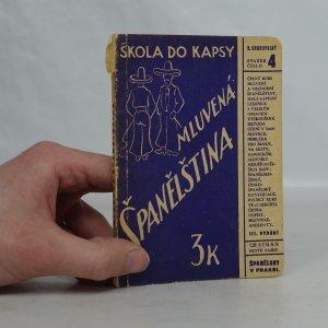 náhled knihy - Mluvená španělština