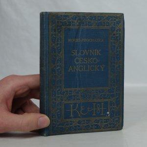 náhled knihy - Slovník česko-anglický