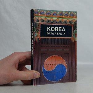 náhled knihy - Korea : data a fakta