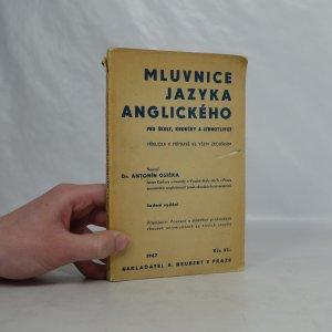 náhled knihy - Mluvnice jazyka anglického pro školy, kroužky a jednotlivce