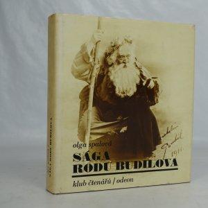 náhled knihy - Sága rodu Budilova